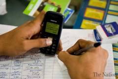 Pakistan: Muốn dùng ĐTDĐ phải cung cấp dấu vân tay