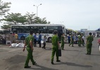 Khách 20 tuổi chết trên xe giường nằm ở Đà Nẵng