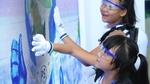 Trẻ em mê mải 'Điệp vụ giải cứu siêu răng'