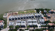 Nhà thầu dự án biệt thự triệu đô ở Sài Gòn bị phạt 35 triệu đồng