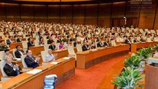 Quốc hội chuyển từng bước từ tham luận sang tranh luận