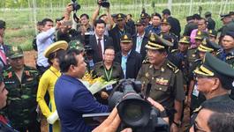 Thủ tướng Hun Sen thăm nơi đầu tiên đặt chân tới VN 40 năm trước