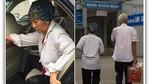 Nam giáo viên giúp cặp vợ chồng già 'gặp nạn' giữa đường