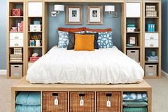 1001 ý tưởng lưu trữ đồ cực thông minh trong phòng ngủ