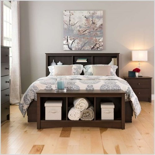 căn hộ chung cư, trang trí phòng ngủ, nội thất thông minh