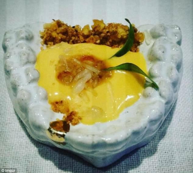 Món ngon, món ngon độc lạ,  trang trí món ăn