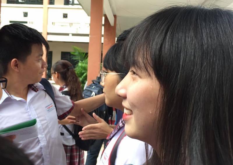 Bộ trưởng Phùng Xuân Nhạ: 'Thi nghiêm túc nhưng cần thoải mái tâm lý cho thí sinh'
