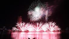 Ferroli thêm chất xúc tác cho lễ hội pháo hoa Đà Nẵng