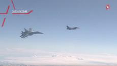 Chiến cơ NATO áp sát máy bay chở Bộ trưởng Quốc phòng Nga