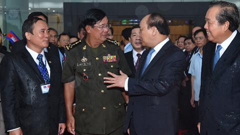 Thủ tướng, Nguyễn Xuân Phúc, Thủ tướng Campuchia, Thủ tướng Hun Sen