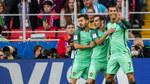 Ronaldo lập công, Bồ Đào Nha rộng cửa bán kết