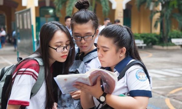 Thi thpt quốc gia,Thi trung học phổ thông quốc gia,Đề thi thpt quốc gia 2017,Đáp án thi THPT quốc gia 2017