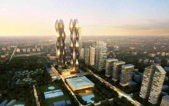 Đại gia Đặng Thành Tâm tan vỡ giấc mơ tòa tháp 80 tầng