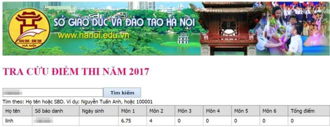 'Hot girl 10X' Linh Ka thi vào cấp ba đạt 10,75 điểm hai môn