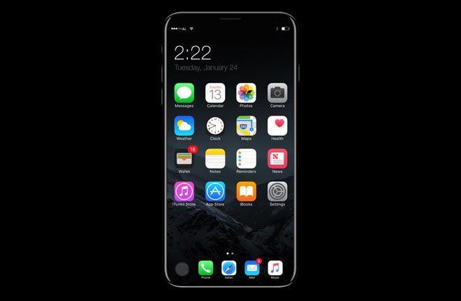 3 tháng trước ra mắt, Apple vẫn chưa quyết cảm biến vân tay cho iPhone 8?