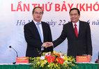 Ông Trần Thanh Mẫn thay ông Nguyễn Thiện Nhân làm Chủ tịch MTTQ