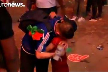 Khoảnh khắc xúc động nhất EURO 2016 vào đề thi quốc gia 2017