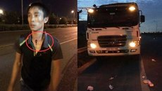 Công an điều tra vụ cướp trên đại lộ Thăng Long