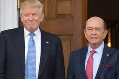 Tiết lộ lý do ông Trump chọn người giàu vào nội các