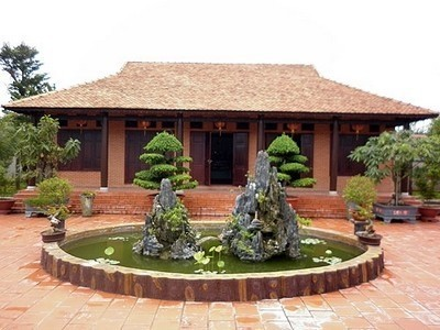 nhà cổ, biệt thự, lâu đài, nhà gỗ lim, gỗ quý, gỗ lim, nhà gỗ
