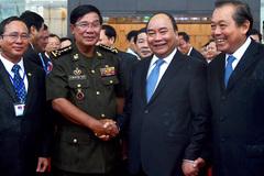 Thủ tướng Hun Sen đánh giá cao DN Việt Nam tại Campuchia