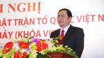 Đề xuất bầu bổ sung ông Trần Thanh Mẫn vào Bộ Chính trị