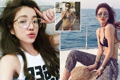 'Sao mạng' Đài Loan hơn 40 tuổi trẻ như nữ sinh