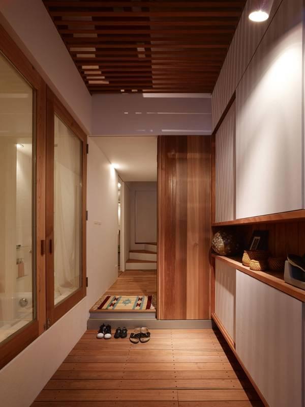 nhà đẹp, thiết kế nhà, xây nhà, kiến trúc Nhật Bản