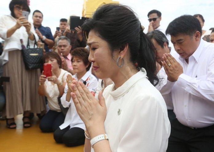 Yingluck Shinawatra, thủ tướng Thái Lan,sinh nhật Công Vinh