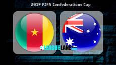 Link xem trực tiếp Cameroon vs Australia, 22h00 ngày 22/6