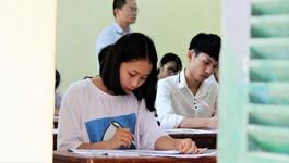 50 thí sinh bị kỷ luật trong ngày thi đầu tiên kỳ thi THPT quốc gia 2017