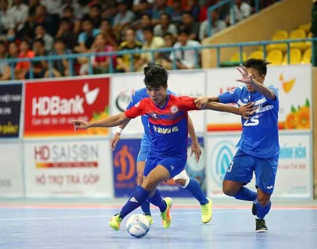 Thái Sơn Nam, Futsal