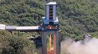 Triều Tiên thử động cơ tên lửa