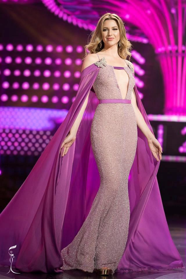 Madison Anderson, hoa hậu