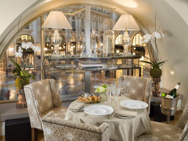 món ăn dát vàng, dát vàng, mạ vàng, nhà hàng, khách sạn