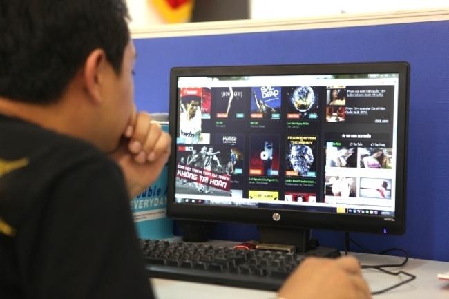 Vi phạm bản quyền, Web phim lậu, Xem phim online, Xem phim trực tuyến
