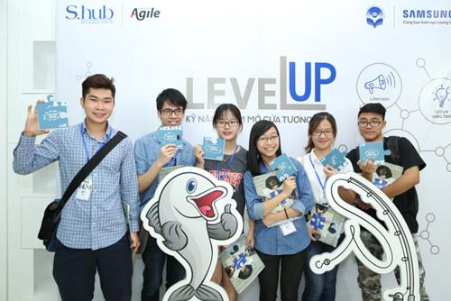 Level Up 2017: cách mới 'nạp' kĩ năng mềm của SV Việt