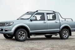 Pháp tung ra xe bán tải 'Tàu' siêu rẻ hơn 200 triệu