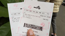 Số phận tờ vé độc đắc 38 tỷ đồng đang vô chủ