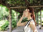 Hoa hậu Thu Thảo khoe vẻ đẹp ngọt ngào ở Nhật Bản
