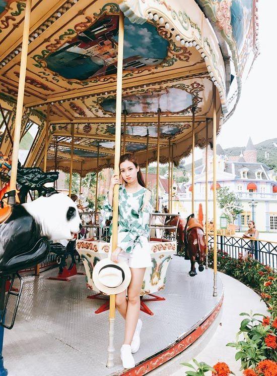 hoa hậu Thu Thảo, du lịch Nhật, hoa hậu
