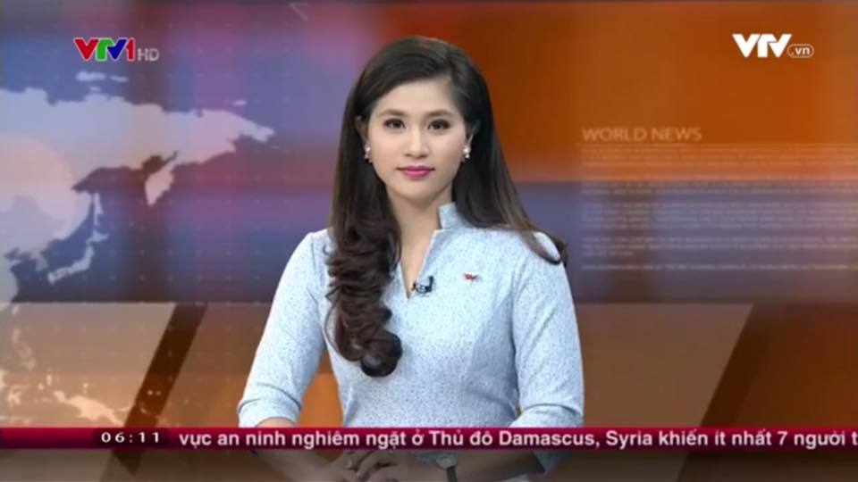 BTV Thời sự kể về tai nạn nghiêm trọng trước giờ lên sóng