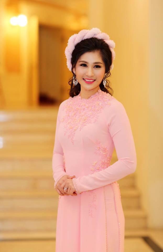 BTV Minh Trang, VTV, truyền hình