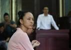 Hoa hậu Phương Nga giữ quyền im lặng, từ chối trả lời luật sư