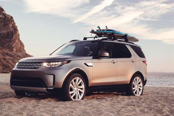 8 mẫu SUV có không gian nội thất thoải mái nhất