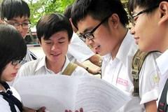 Đề thi môn tiếng Anh THPT quốc gia năm 2017