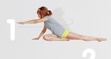 4 bài tập giảm cân vùng eo bụng cấp tốc tại nhà
