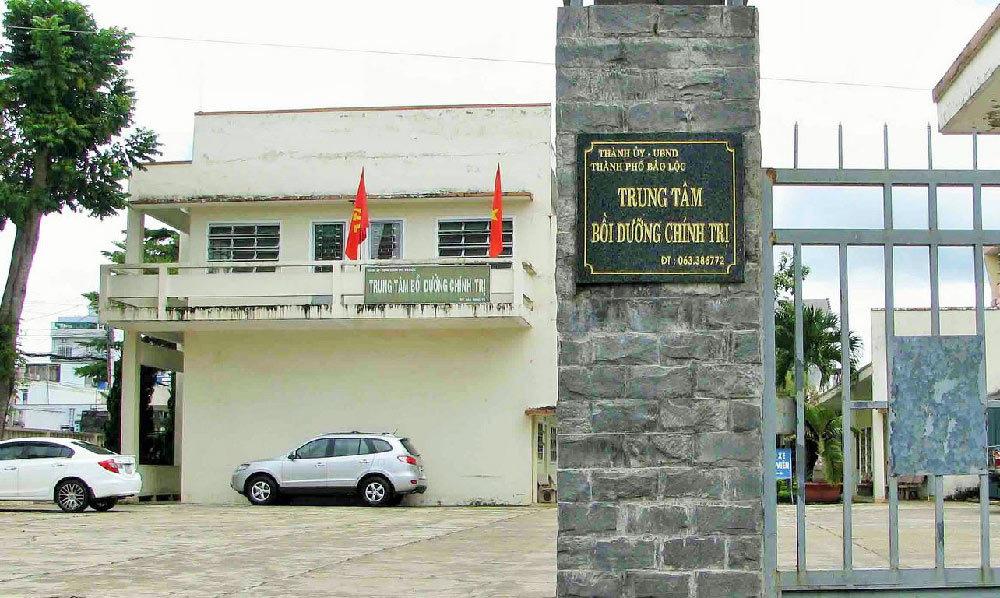 Nguồn cơn vụ 'choảng' nhau ở trung tâm bồi dưỡng chính trị TP Bảo Lộc