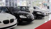 Giá ô tô xuống đáy: Hàn-Nhật giảm 150 triệu, Đức giảm 250 triệu