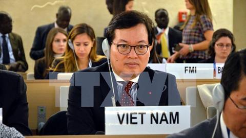 LHQ thông qua nghị quyết biến đổi khí hậu do VN là đồng tác giả